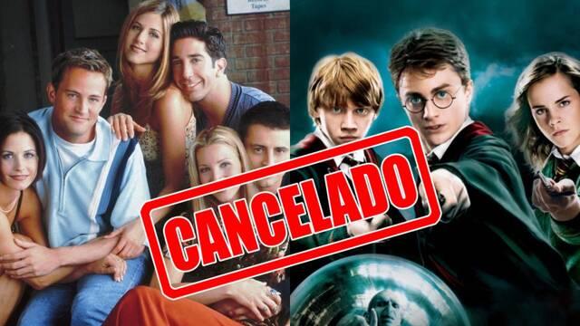 Harry Potter o Friends pasan a ser para mayores de 18 años en Hungría por 'fomentar la homosexualidad'