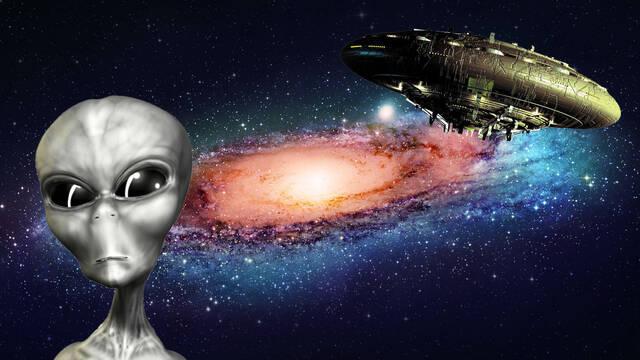 Los aliens no requieren de mucho tiempo para apoderarse de una galaxia