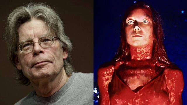 Stephen King habla sobre cómo sorprendió a su madre enferma con Carrie