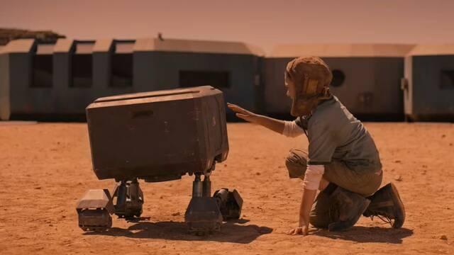 Settlers: Su primer tráiler nos muestra la supervivencia de una familia en Marte