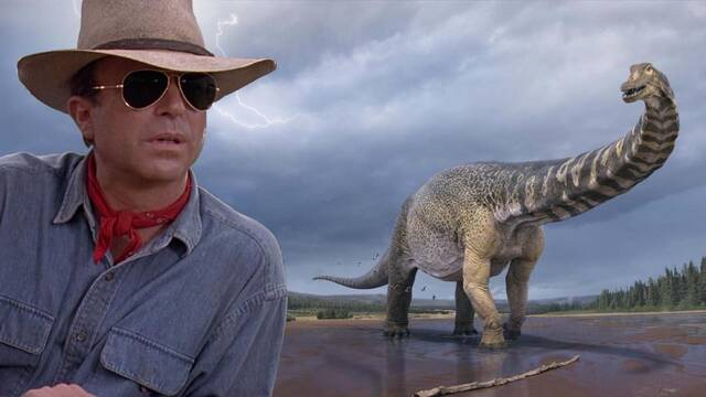 Así era el dinosaurio gigante de Australia, uno de los más grandes jamás descubiertos