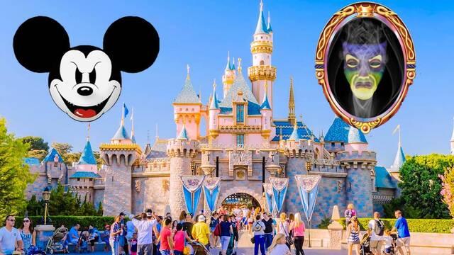 ¿Por qué los baños de Disneyland no tienen espejos? La respuesta es inquietante