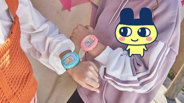 El Tamagotchi regresa bajo la forma de un 'smartwatch'