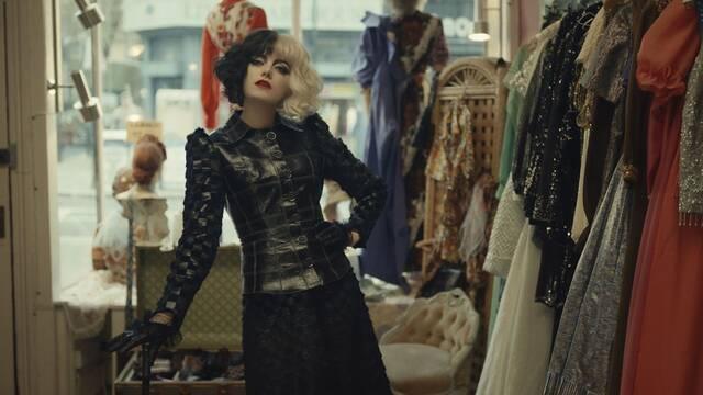 'Cruella' lidera la taquilla de los cines españoles y se impone a 'Despierta la furia'