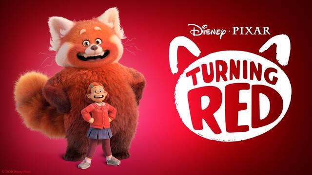 Pixar podría volver a las salas de cine en 2022 con Turning Red