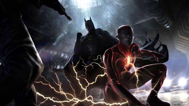 The Flash: primeras imágenes de Michael Keaton como Bruce Wayne en el set de rodaje