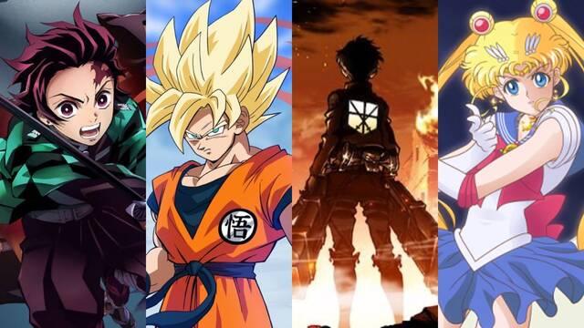 ¿En qué países del mundo el anime es más popular?