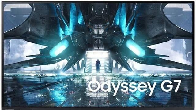 Samsung presenta El Odyssey G7: 28 pulgadas, 4K, 144 Hz y HDMI 2.1