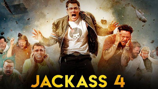 Jackass 4: Bam Margera ha sido apartado de la saga por amenazas al director
