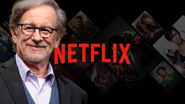 Netflix ficha a la productora de Steven Spielberg para que hagan películas exclusivas