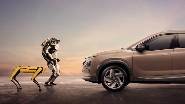 Hyundai se proclama dueña de la robótica de Boston Dynamics