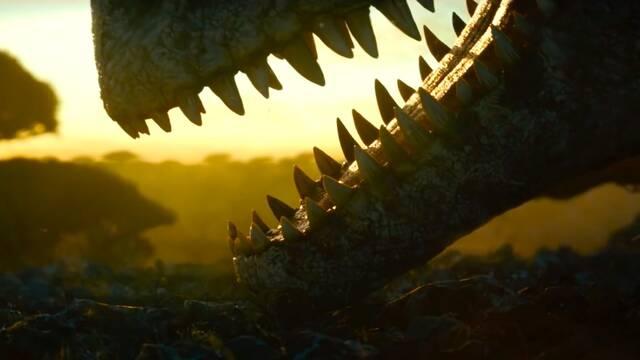 'Jurassic World: Dominion' presenta su primer teaser y está cargado de dinosaurios
