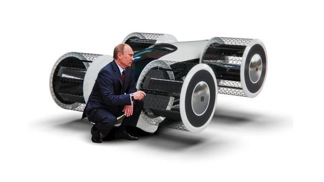 Cyclocar ruso, el vehículo volador con capacidad para seis personas