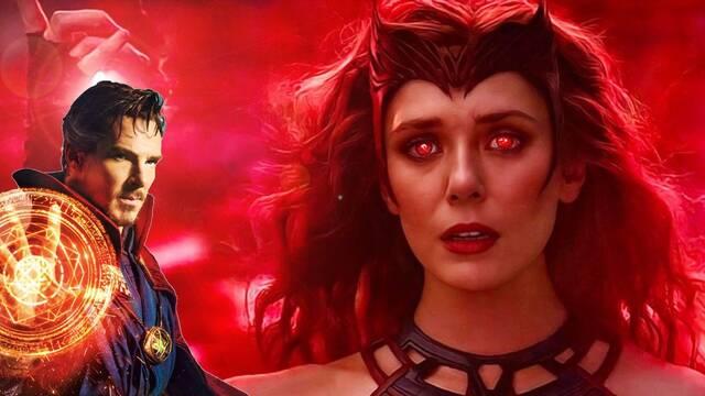 Doctor Strange 2 será 'mas terrorífica' que Indiana Jones, indica Elizabeth Olsen