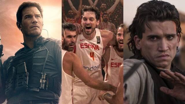 Estrenos de Amazon Prime Video en julio 2021: todas las series y películas