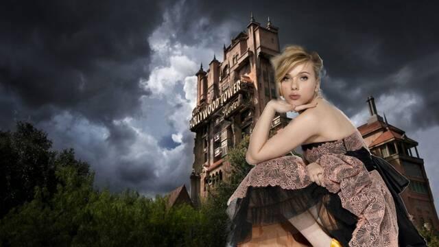 Tower of Terror: Scarlett Johansson protagonizará y producirá la película para Disney