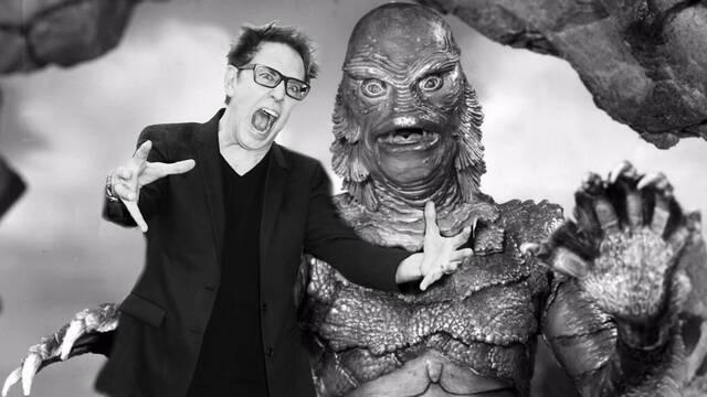 Universal descartó la idea de James Gunn para revivir La mujer y el monstruo