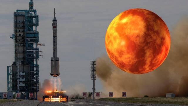 China quiere conquistar Marte y confirma que construirá una base permanente en 2033