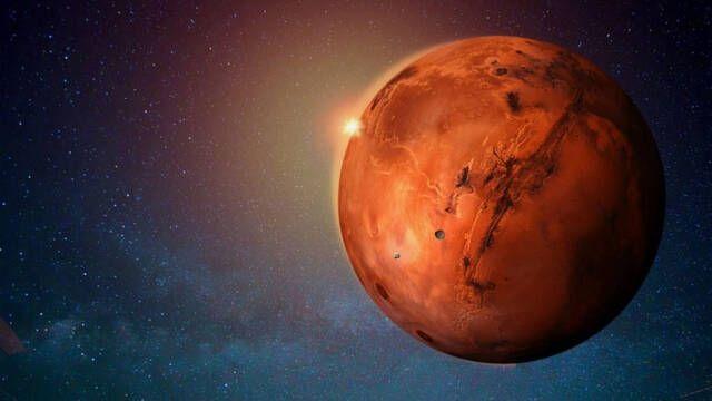 Los científicos de la NASA han encontrado más lagos subterráneos en Marte
