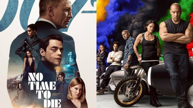 James Bond consiguió contratar a Phoebe Waller-Bridge antes que Fast & Furious