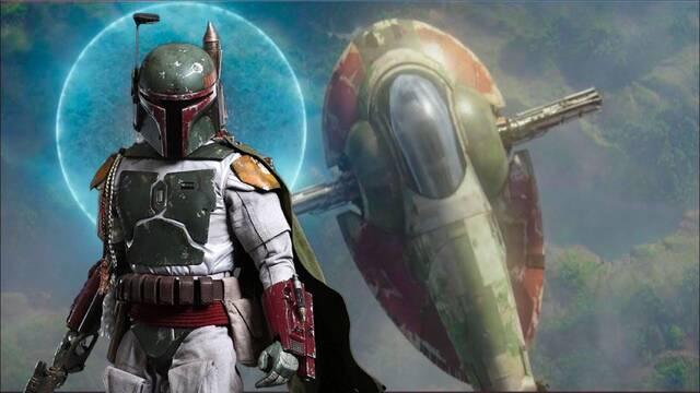 Star Wars: Disney quiere renombrar la nave de Boba Fett y dejar de usar 'Esclavo 1'