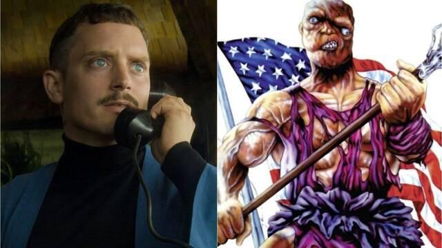 Elijah Wood apunta a ser el villano en la película de El Vengador Tóxico
