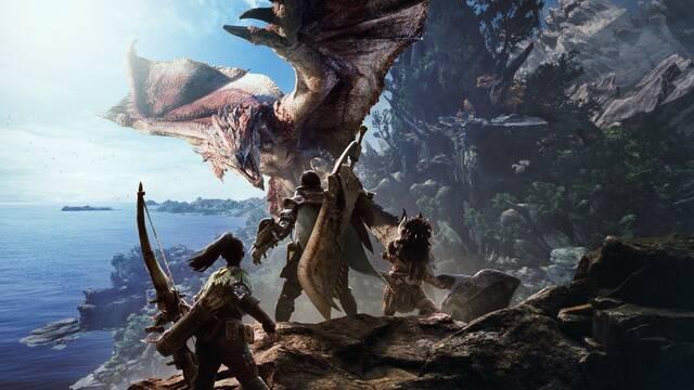 Capcom elimina el sistema antipiratería Denuvo de Monster Hunter: World