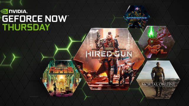 NVIDIA GeForce Now recibirá  38 nuevos juegos en junio