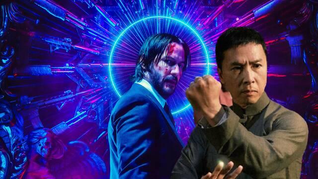 John Wick 4: Donnie Yen se suma al reparto de la esperada cuarta entrega