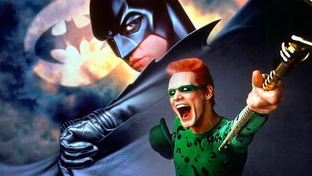 #ReleaseTheSchumacherCut: Los fans piden a Warner la versión definitiva de Batman Forever