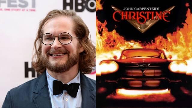 El creador de 'Hannibal' dirigirá una nueva adaptación de 'Christine' de Stephen King