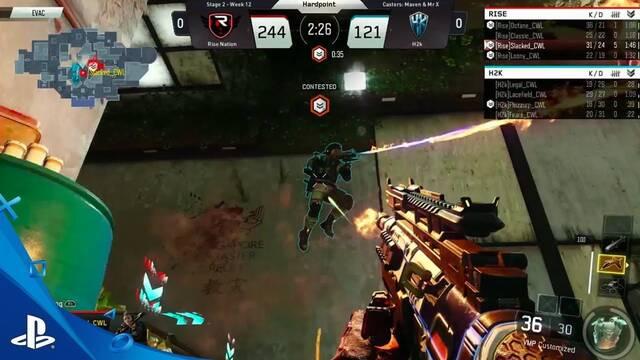 Las mejores jugadas de la semana en la Call of Duty World League