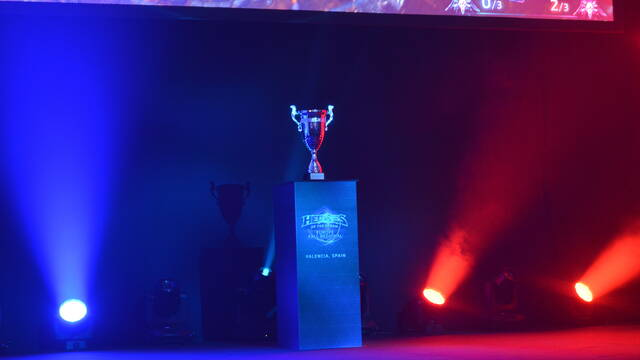 Sigue en directo todos los campeonatos de Dreamhack Valencia 2016