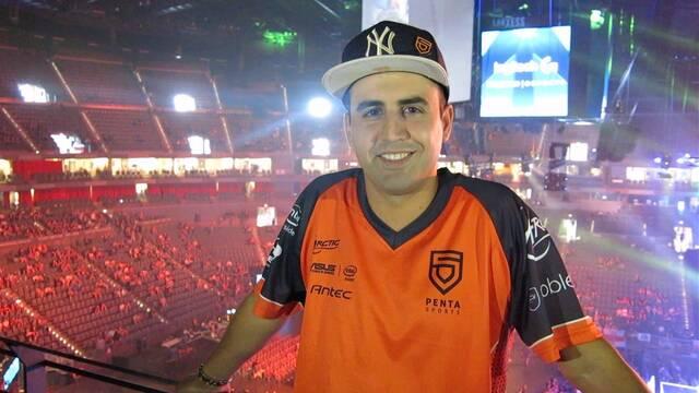 Kairi ficha por Penta eSports