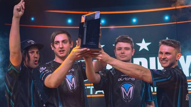 Mindfreak gana la CWL en Australia y EnVyUs en los Estados Unidos