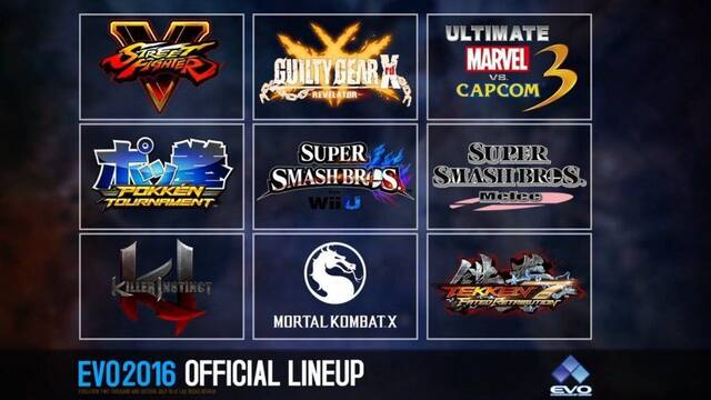 EVO supera 5.000 jugadores para SFV y rompe récords en Melee y Smash for WiiU