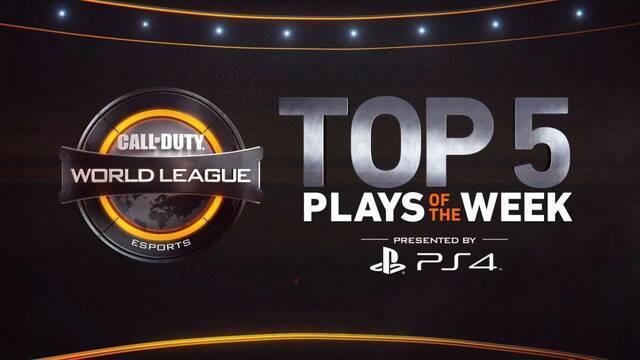 Las 5 mejores jugadas que nos ha dejado la semana 11 de la Call of Duty World League