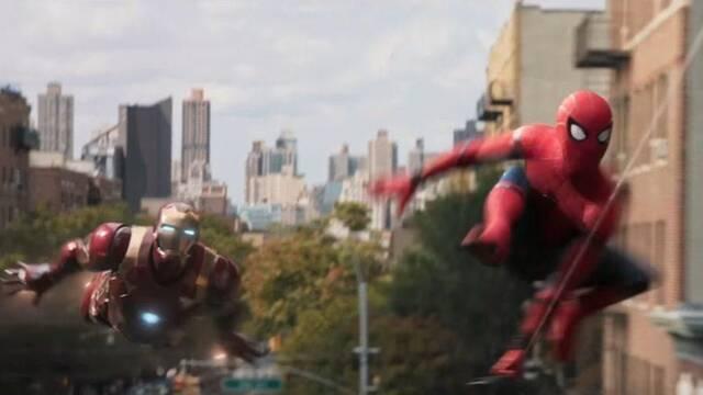 Spider-Man Homecoming debuta con éxito en taquilla y en crítica