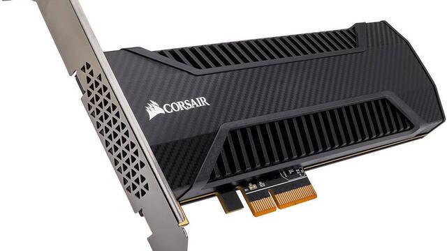 Corsair apuesta por el rendimiento y lanza los SSD Neutron NX500