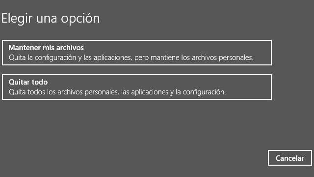 ¿Cómo formatear mi PC con Windows 10?