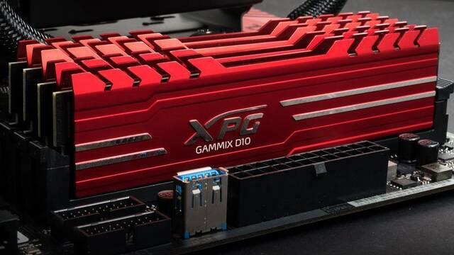 ADATA presenta la nueva serie de memorias DDR4 XPG Gammix D10