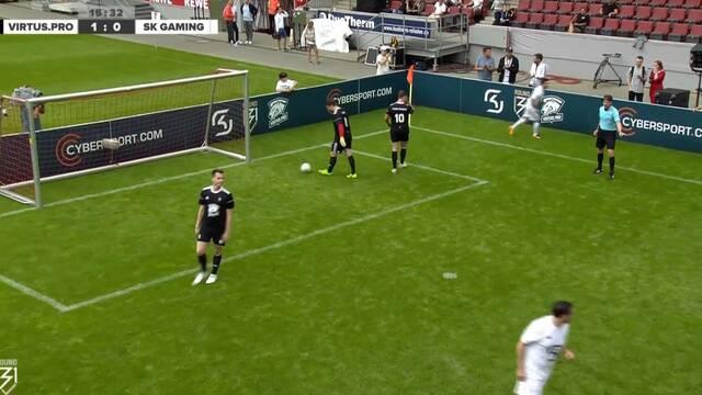 SK derrota a Virtus.pro en el partido de fútbol de estrellas de esports celebrado tras ESL One Cologne 2017