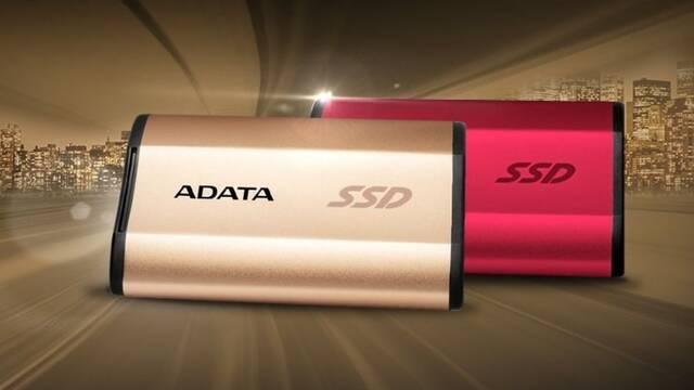 ADATA anuncia el lanzamiento del SE730H, un SSD externo muy resistente