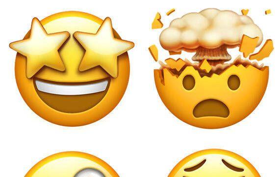 Apple da una muestra de los nuevos emojis que vienen
