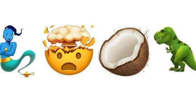 Apple nos deja ver los nuevos emojis para iOS 11