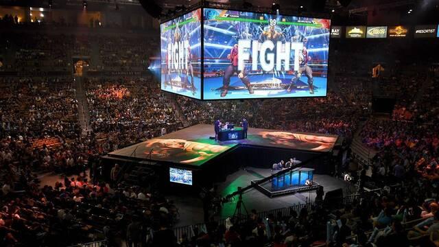 El campeonato de Street Fighter V del EVO 2017 cae en audiencia en ESPN