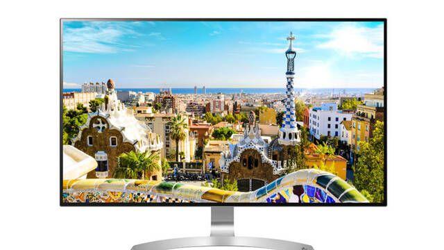 LG lanza en más países el 32UD99-W, un monitor 4K con HDR10