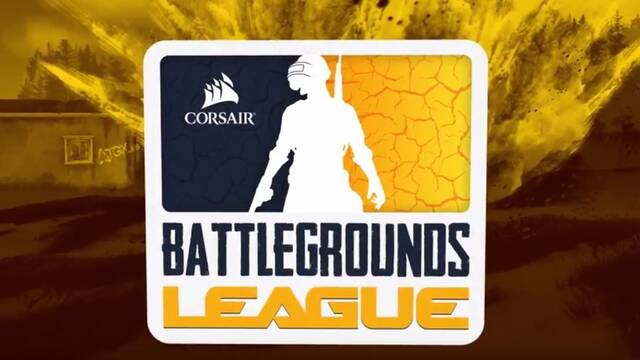 Corsair Battlegrounds League, la primera gran liga de PlayerUnknown's Battlegrounds organizada por TGX