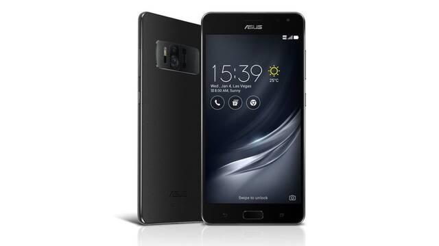 Asus presenta el nuevo ZenFone AR, el teléfono preparado para la realidad virtual de Google