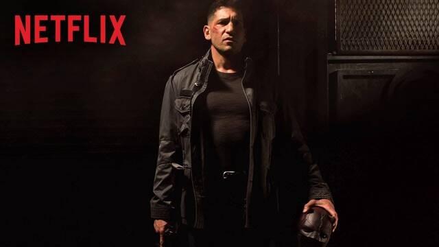 Primer 'teaser' de Punisher, la nueva serie de Netflix